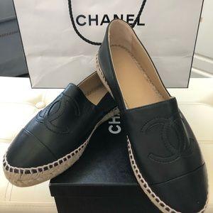 Chanel Espardrills